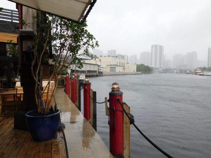 Restaurants sur la Miami River