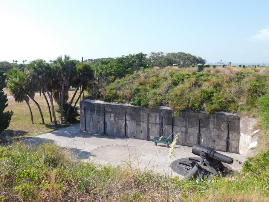 Fort DeSoto, St Petersburg, Floride