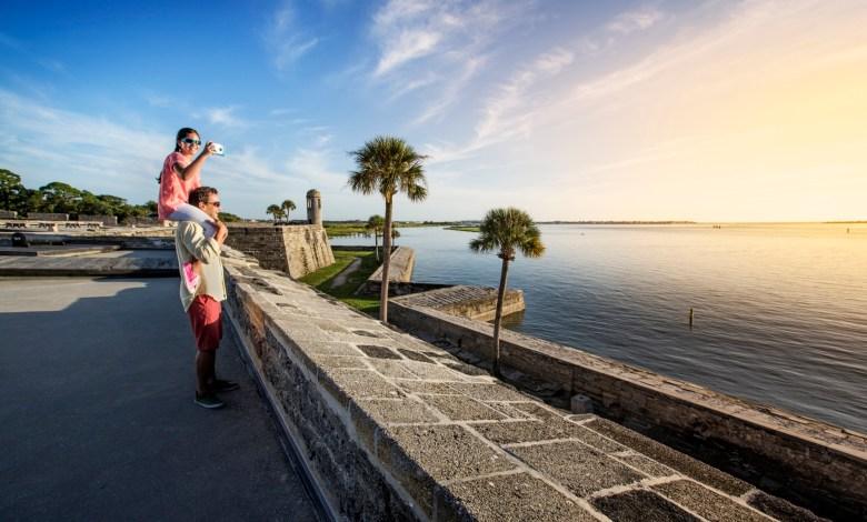 (Crédit photo : Image fournie par FloridasHistoricCoast.com)