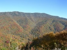 Smoky Mountains / Appalaches / Caroline du Nord