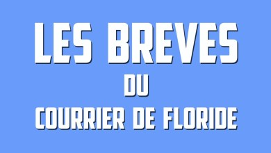 Photo of Infos en Bref du Courrier de Floride / Octobre 2019
