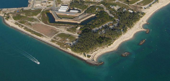 Fort Zachary Taylor à Key West