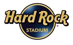 nouveau logo du Dolphins Stadium : Le Hard Rock Stadium
