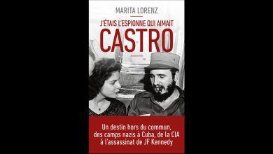 Photo of Livre : «J'étais l'espionne qui aimait Castro»