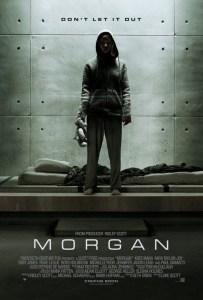 Morgan Film 2016