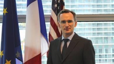 Photo of Entretien avec le nouveau consul Clément Leclerc : «La Floride est un partenaire très important pour la France»