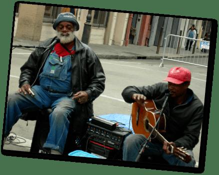 Blues à la Nouvelle-Orléans