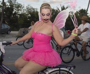 Zombie Bike Ride