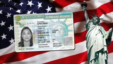 Photo of Loterie pour la Carte Verte américaine : tout savoir sur la Green Card !