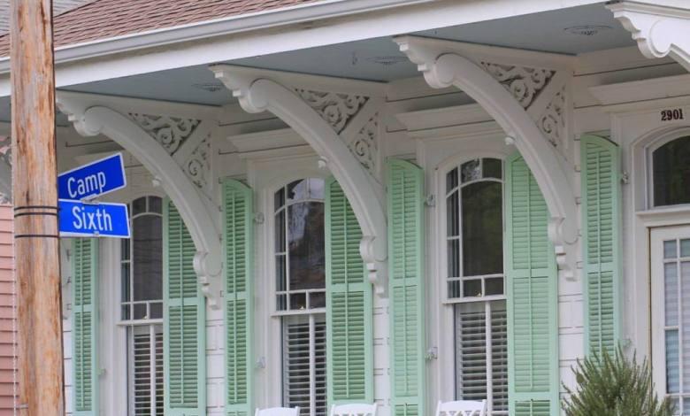 New Orleans / Garden District