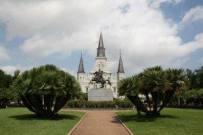 Jackson Square, La Nouvelle-Orléans