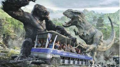 Photo of Nouvelle attraction à Universal Orlando : King Kong Skull Island