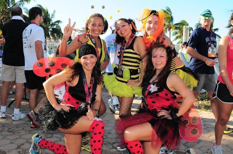 Miami Beach Halloween Half Marathon