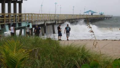 Photo of Le dévastateur ouragan Matthew va atteindre la Floride aujourd'hui