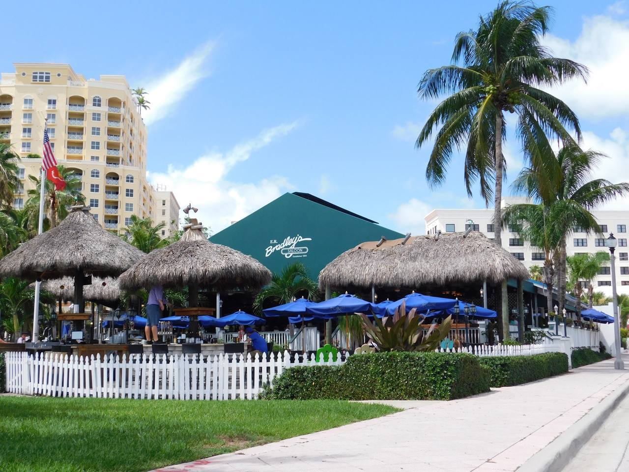 restaurant à Palm Beach