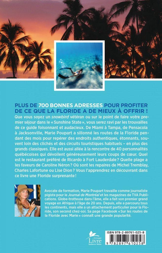 Floride : 700 bonnes adresses / Marie Poupart