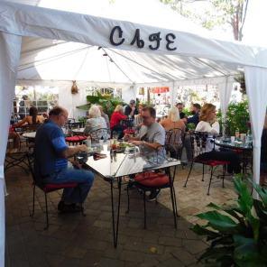 Crêperie Voo La Voo Café à The Yard, Wilton Manors (Fort Lauderdale)