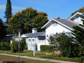 Anna-Maria Island en Floride.
