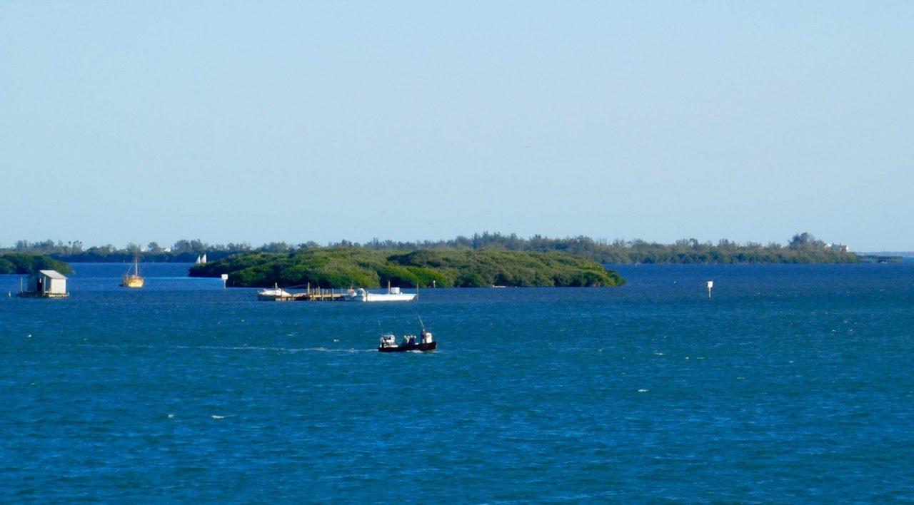 Anna Maria Island, côté rivière.