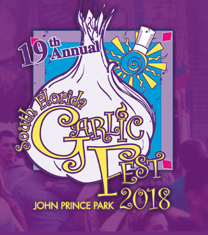 South Florida Garlic Fest 2018