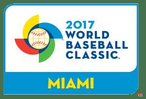 Classique Mondiale de Base Ball 2017 à Miami