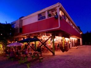 Le Kiki Bar sur Little Torch Key.