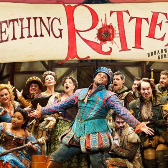 Comédie musicale Something Rotten à Fort Lauderdale