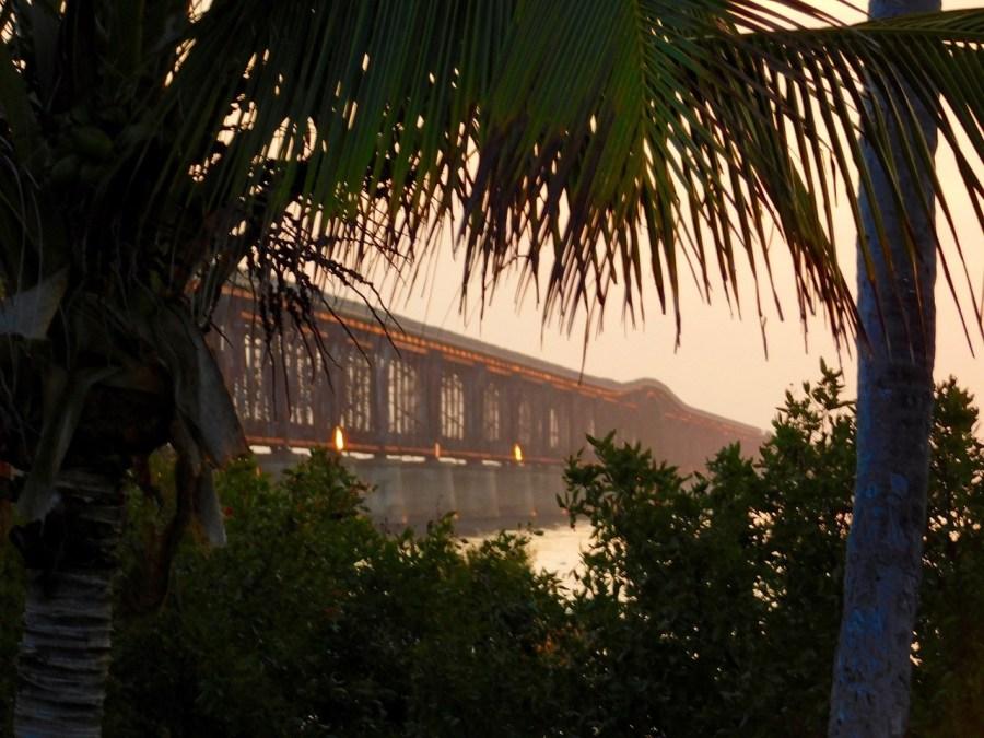 Lever de soleil sur Spanish Harbor Key (au sud de Bahia Honda / Keys de Floride)
