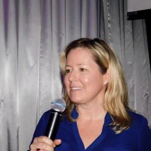 Me Nancy Lapierre au Brunch de la Desjardins Bank au Club Tropical d'Hallandale (2017)