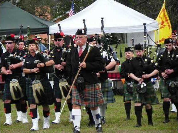 Festival écossais de Floride