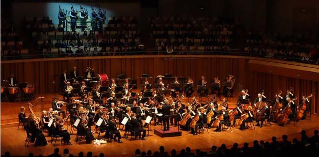 Royal Scottish National Orchestra à fort Lauderdale