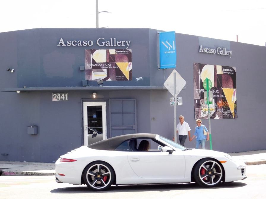 Ascaso Gallery / Miami Wynwood