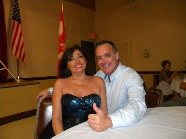 Chantal Martin et Richard Marquis