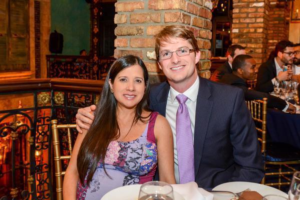 M. et Mme Florian Dauny