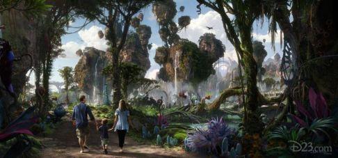 Pandora : The World of Avatar