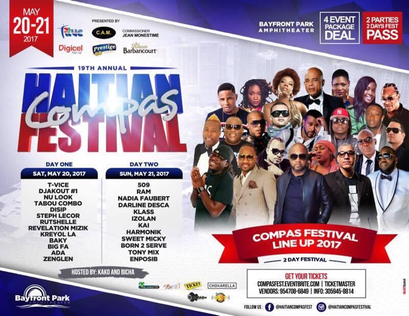 Festival de Compas Haïtien de Miami