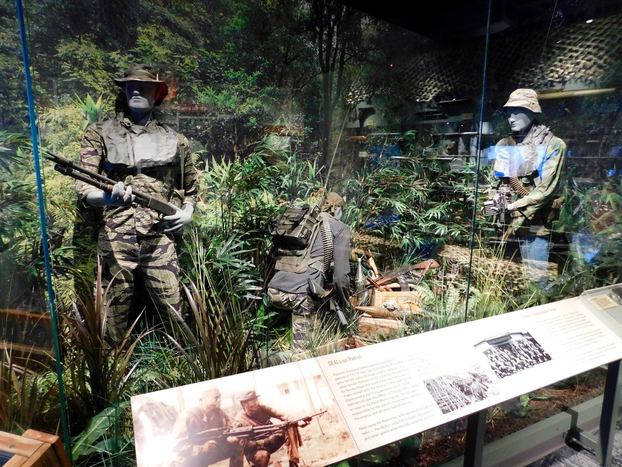 Navy Seal Museum de Fort Pierce / Floride