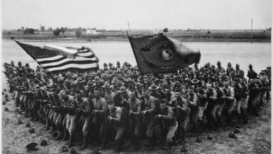 Photo of Cent ans après l'entrée des USA et du Canada dans la Première Guerre Mondiale