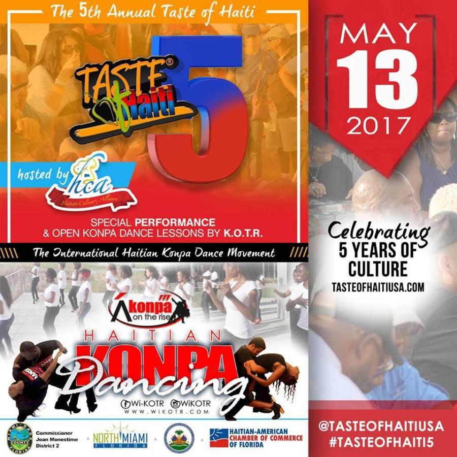 Taste of Haïti 2017 / Miami