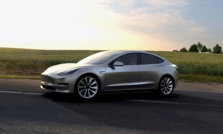 """La """"Model 3"""" de Tesla"""