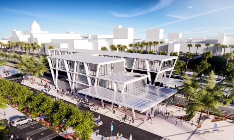Gare de West Palm Beach Brigline Station
