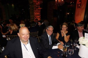Fabrice Herzstein (MCH Consulting) et Me David S. Willig (avocat à Miami et Paris) au gala de la FACC Miami.