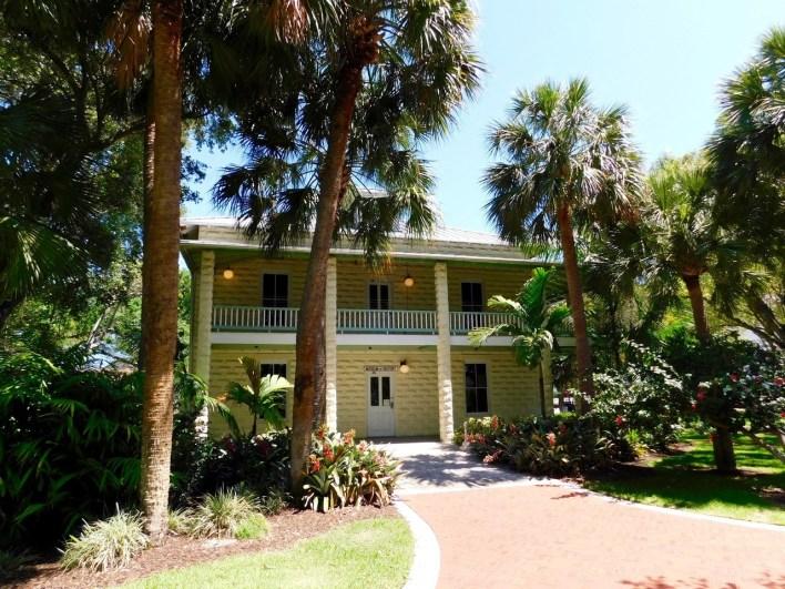 Le vieux quartier de Fort Lauderdale