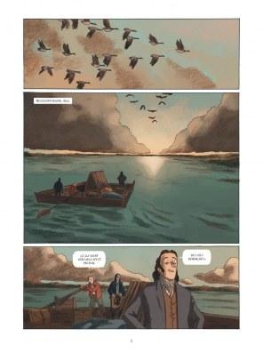 Livre : Sur les ailes du monde, Audubon
