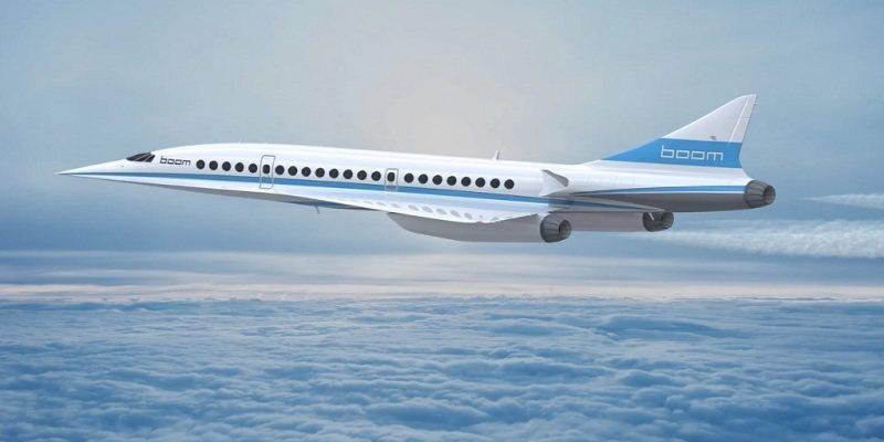 """Le successeur du Concorde, """"Boom"""", serait mis en service dès 2020"""