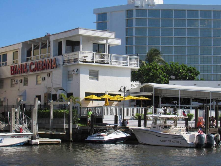 Bahia Cabana restaurant près de la plage de Fort Lauderdale