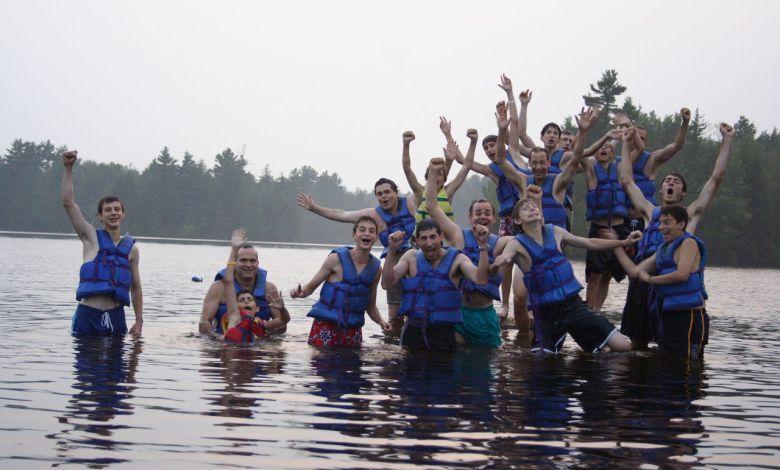 Camp d'été, summer camp