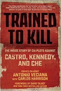 Livre d'Antonio Veciana, Trained to Kill