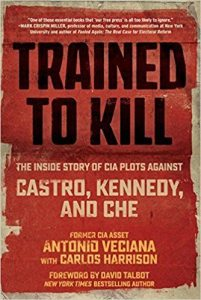 Livre d'Antonio Veciana, Trained to Kill
