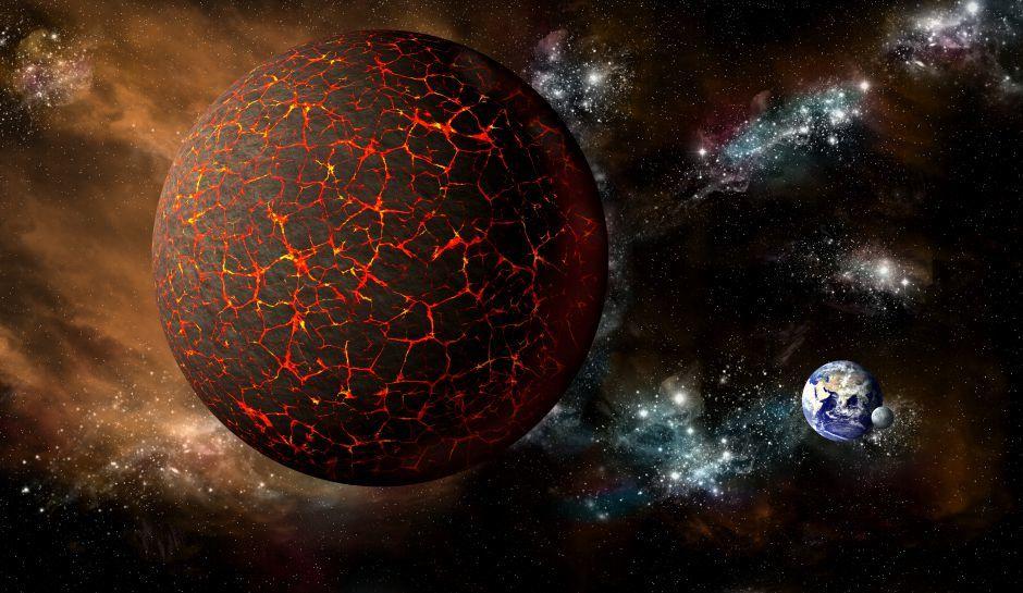 """Le 23 septembre, la """"Planet X"""" détruira la Terre"""